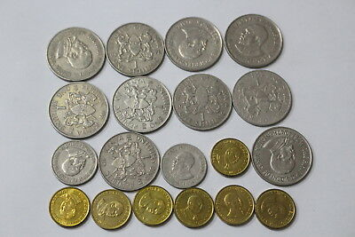 Kenya Currency Coins Many In High Grade A98 Xa13