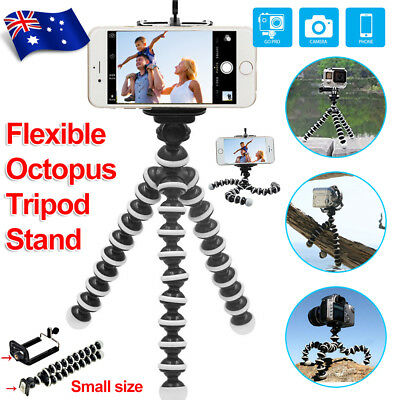 Flexible Tripod Octopus Stand Gorilla Pod For Universal Phone GoPro Camera DSLR