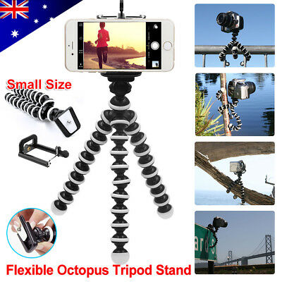 Flexible Octopus Tripod Gorilla Pod For Universal Phone GoPro Camera DSLR Stand