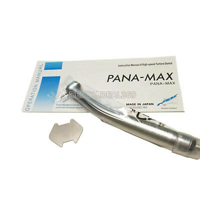 NSK Type Pana Max Dental High Speed Standard Handpiece Turbine Push Button 4Hole