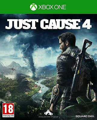 Just Cause 4 (Xbox One) IN STOCK NOW New & Sealed UK PAL Free UK Postage
