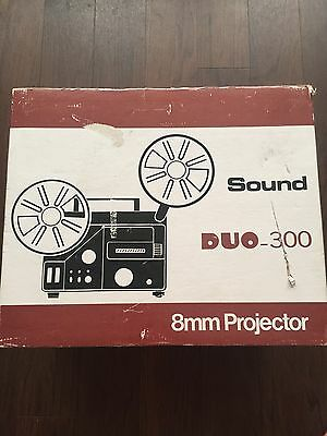 super 8mm sound projector