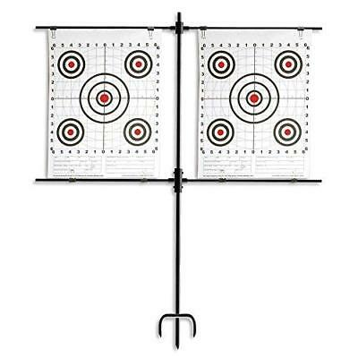 Do-All-Outdoors Paper Target with hanger SS9000