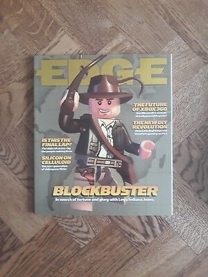EDGE Magazine - Issue 186 - March 2008 - Lego Indians Jones