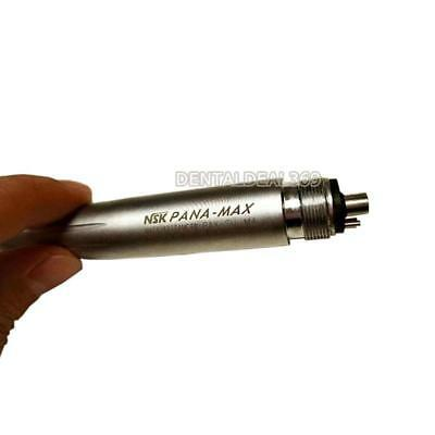 NSK PANA MAX Style Dental 4 Hole E-generator Integrated LED High Speed Handpiece