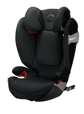 Cybex Solution S-Fix Group 2/3 Child 3/12 Yr Car Seat,high back booster 3 Hights