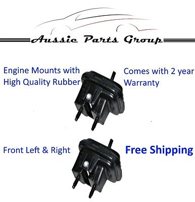 Holden Engine Mount VN VP VR VS VT VX Commodore V6 3.8L Pair