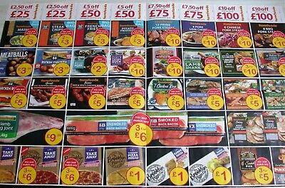 6 Farmfoods Money off Vouchers Coupons Valid 30 November 2018 frozen authentic