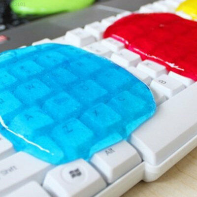 040E Dust Removal Cleaning Glue Slimy Gel For Keyboard Laptop Car Magic Slime