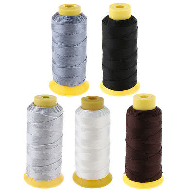 200M Bonded Nylon Sewing Thread for Upholstery Leather Outdoor Canvas Beading