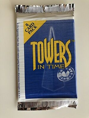 Towers in Time CCG 1994 1x Booster OVP