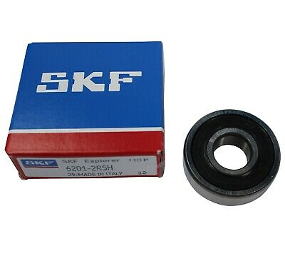 1x Kugellager - SKF 6201-2RSH ( 12 x 32 x 10mm )