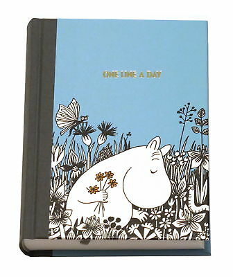 Moomin 5 Year Journal 5 Lines a Day Putinki