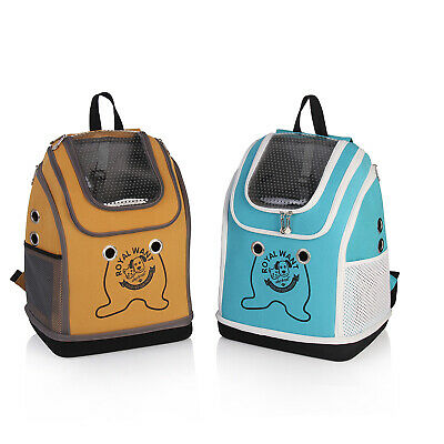 Large Folding Pet Carrier Cat Dog Puppy Travel Bag Handbag Crate Tote Carry Cage
