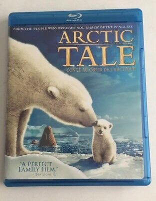 Arctic Tale (Blu-ray Disc, 2007, Canadian; Sensormatic)