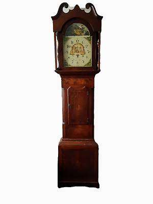 Victorian 7ft+ Grandfather Clock