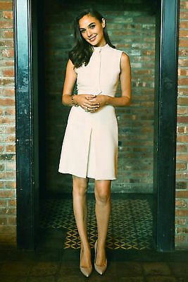 GLOSSY PHOTO PICTURE 8x10 Gal Gadot With Hands Clasped