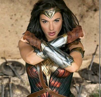 GLOSSY PHOTO PICTURE 8x10 Gal Gadot Posing With Arms Crossed