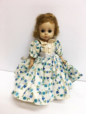"RARE Madame Alexander Kins VINTAGE 8"" Little Women 1958 Original BKW AMY Doll"