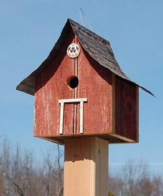 BIRDSBORO BARN BIRD HOUSE by BIRD IN HAND