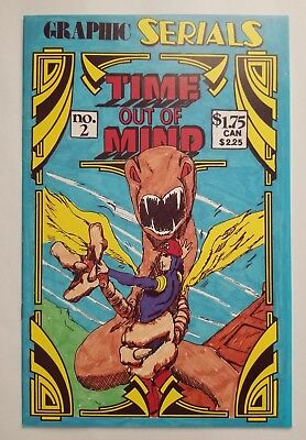 Time Out of Mind #2 Comic - Graphic Serials - Free Shipping!