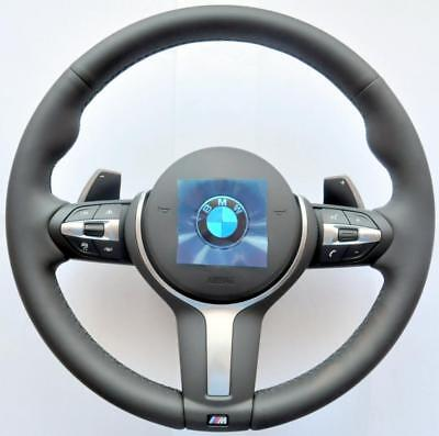 FULL HEATED TJA ACC VIBER BMW M Sport Steering wheel F30 F22 F32 F36 X1 X3 X5 X6