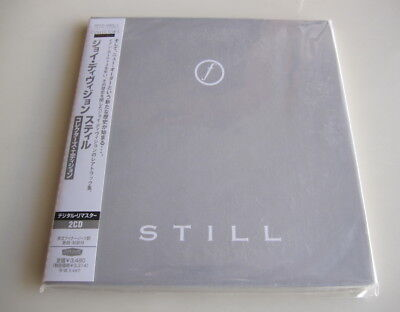 Joy Division - Still MINI LP 2CD Collector's Edition