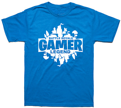 Battle Royale Fortnight PS4 PC Gaming Xbox One Christmas Gamer T-shirt FN03