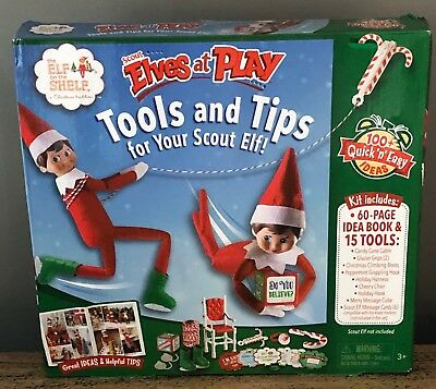 Scout Elves At Play Tools & Tips For Your Scout Elf