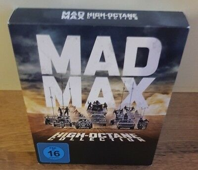 Mad Max High Octane Collection) [Blu-ray] [Limited Edition]