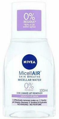 Micellair Skin Breathe Micellar Water Remove Makeup & Leaves No Resdue To Skin