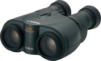 Canon new 8 x 25 IS