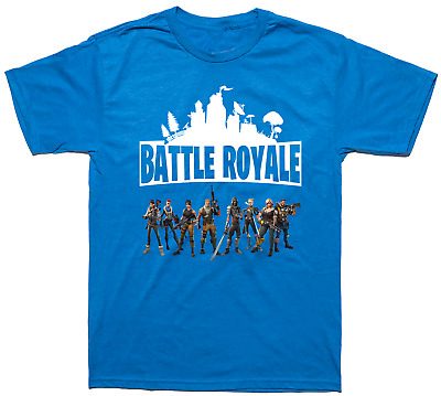 Battle Royale Fortnight PS4 PC Gaming Xbox One Christmas Gamer T-shirt FN01