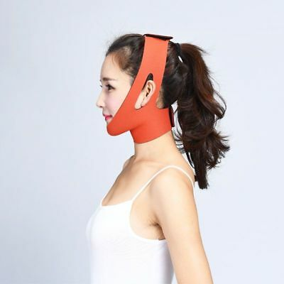 Face Lift Tool Mask Slimming Facial Double Chin Skin Thin Bandage Belt Beauty Kt