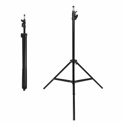 2M Adjustable Pro Soft Box Continuous Flash Light Stand Tripod Support Mount UK