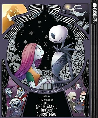 The Nightmare Before Christmas Waterproof Fabric Shower Curtain 60 X 72 Inch