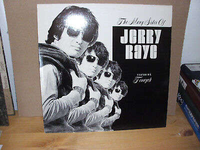Jerry Raye Featuring Fenwyck - The Many Sides Of  Vinyl-LP