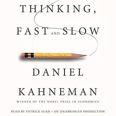 Thinking, Fast and Slow by Daniel Kahneman PDF BOOK