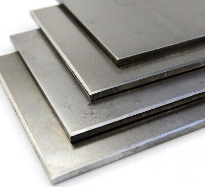 MILD STEEL SHEET plate 7 Thicknesses 31 Sizes Available