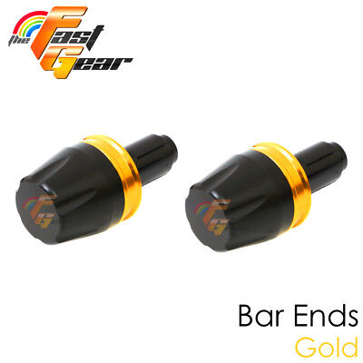 TFG GOLD CNC Zero5 Bar Ends Sliders For Ducati MTS 1000 1100 S/DS 2004-2009