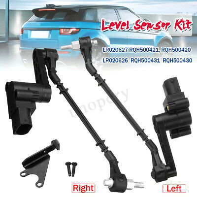 2X Suspension Height Level Sensor Front Left & Right Side For Range Rover L322