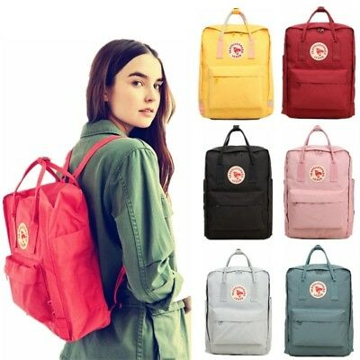 Fashion Luxury Canvas Backpack Arrival Student Backpacks Classic 7L/16L/20L NEW