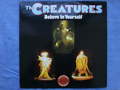 LP - The Creatures - Believe In Yourself