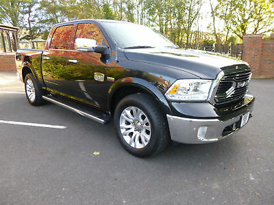 2018 67 Dodge Ram Laramie 5.7 Hemi High Spec Black