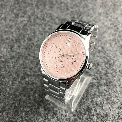 New Women's Dress Wristwatches Stainless steel bear H Fashion Watch