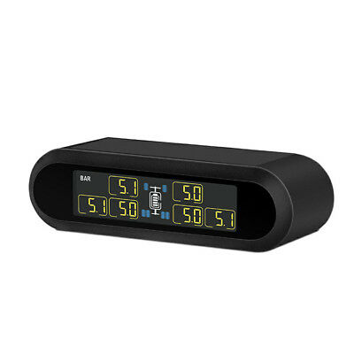 For 6 Wheels Bus Van with 6 Sensors Truck TPMS Tire Pressure Monitoring System