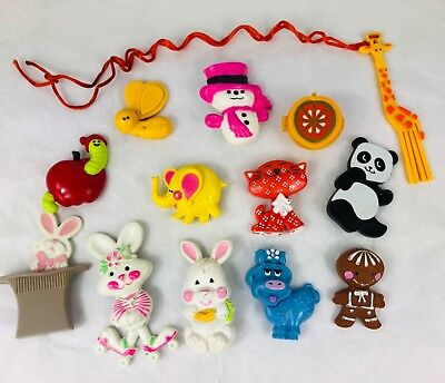 Vintage Avon Fragrance Glace Lot Of 12 Plus Giraffe Comb Collectibles