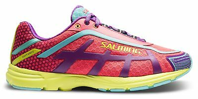 Salming Zapatillas para Andar Damas Neutral Distance D5 Fucsia - 1287042-5400