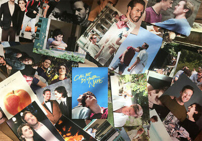 Call Me By Your Name Timothée Chalamet Picture 45PC With Box Postcard Collection