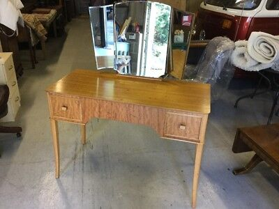 Vintage 1950's/ 60's Dressing Table by Heals